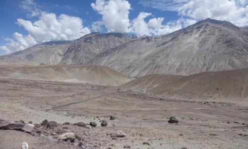 Zdjęcie INDIE / Dolina Nubry / Dolina Nubry / Droga