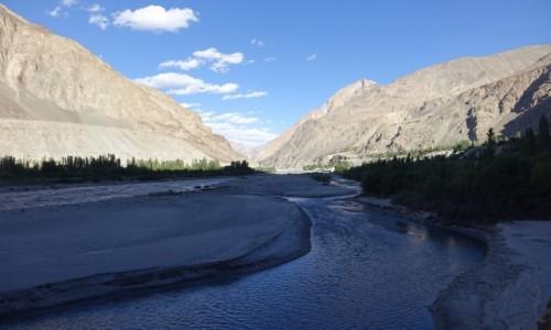 Zdjęcie INDIE / Dolina Nubry / Dolina Nubry / Po drugiej  stronie Pakistan