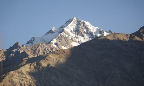 Zdjęcie INDIE / Dolina Nubry / Dolina Nubry / Lodowiec