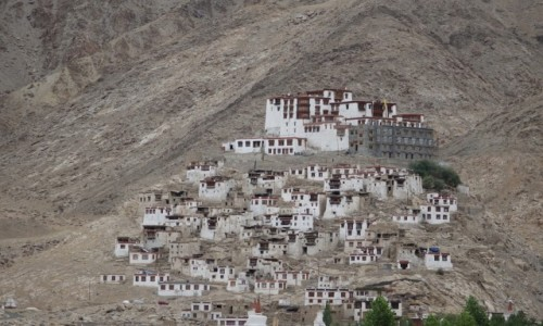 Zdjęcie INDIE / dolina Nubry / dolina Nubry / Kompleks świątynny