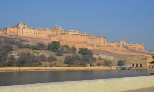 INDIE / - / Indie. Jaipur. Fort Amber / Indie. Jaipur. Fort Amber