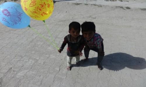 Zdjęcie INDIE / Kelong / Kelong / Baloniki
