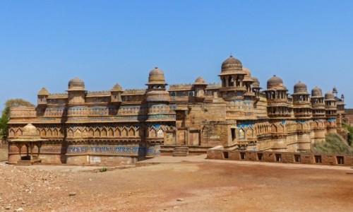 Zdjęcie INDIE / Madhya Pradesh / Gwalijar / Gwalijar
