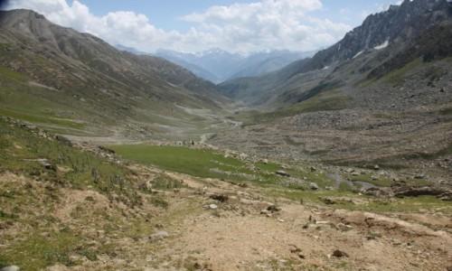 Zdjęcie INDIE / Kaszmir / Półn-wschód od Sonamarg / Góry Kaszmiru