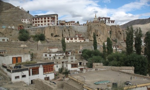 Zdjęcie INDIE / Ladakh / Lamayuru / Lamayuru