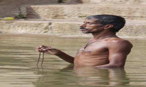 Zdjęcie INDIE / Uttar Pradesh / Varanasi / Twarze Indii 2