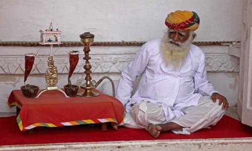 Zdjęcie INDIE / Radzasthan / Jodhpure / Twarze Indii 9