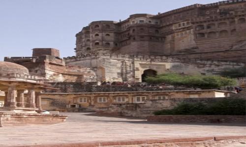Zdjęcie INDIE / Radzasthan / Jodhpure / Jodhpure 2