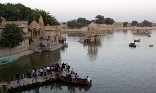 Zdjęcie INDIE / Radzasthan / Jaisalmer / Jaisalmer 3