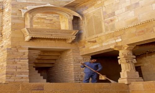 Zdjecie INDIE / Radzasthan / Jaisalmer / Jaisalmer 10