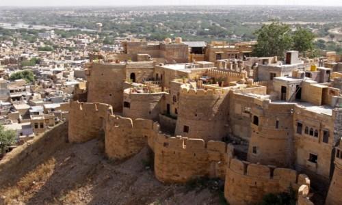 Zdjecie INDIE / Radzasthan / Jaisalmer / Jaisalmer 13