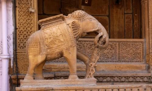 Zdjęcie INDIE / Radzasthan / Jaisalmer / Jaisalmer 17