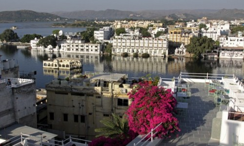 Zdjęcie INDIE / Radzasthan / Udaipur / Wenecja 1             (Indii)