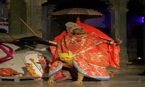 Zdjęcie INDIE / Radzasthan / Udaipur / Twarze Indii 17