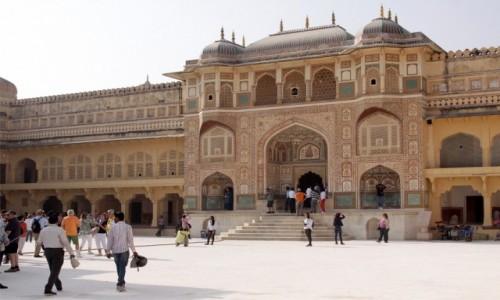Zdjęcie INDIE / Radzasthan / Jaipur / Jaipur 7