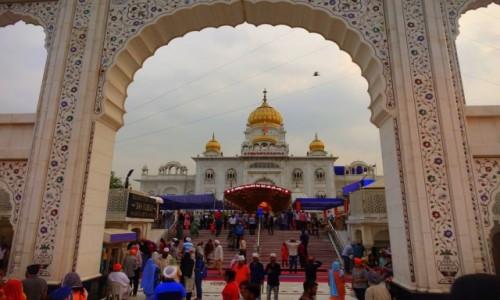 Zdjecie INDIE / Delhi / Delhi / Swiątynia