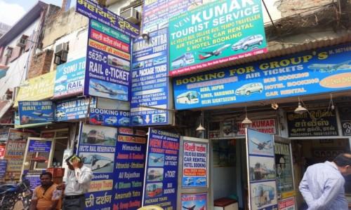 Zdjecie INDIE / Delhi / Delhi / Reklama