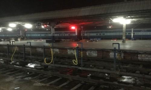 Zdjecie INDIE / Północ / Indie / Pociąg