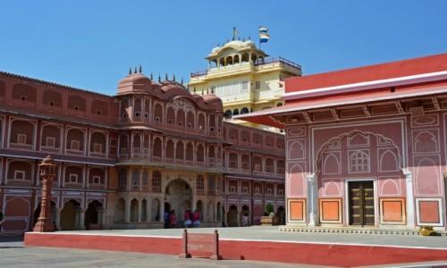 Zdjecie INDIE / Jaipur / Jaipur / Pałac Man Singh