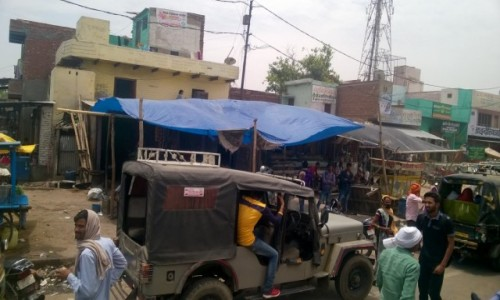 Zdjecie INDIE / Uttar Pradeś / Agra / Z Agry do Fatehpur Sikri