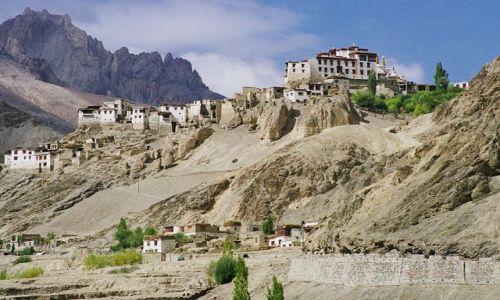 Zdjecie INDIE / Ladakh- J&K-Indie Północne / Lamayuru- Ladakh / Lamayuru Gonpa