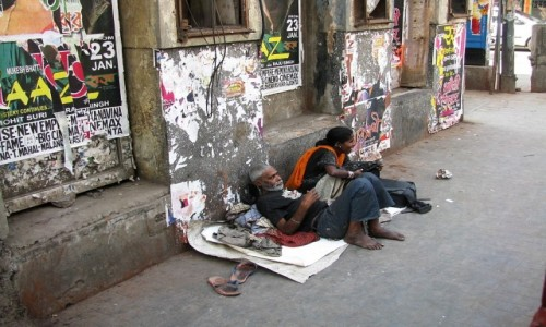 Zdjęcie INDIE / Bengal Zachodni / Kalkuta / ulice Kalkuty