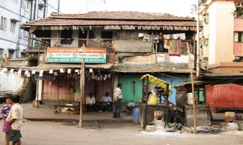 INDIE / Bengal Zachodni / Kalkuta / okolice świątyni Kalighat