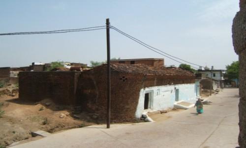 Zdjecie INDIE / Madhya Pradeś / Khajuraho / Stara wioska