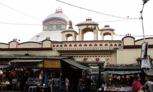 Zdjecie INDIE / Bengal Zachodni / Kalkuta / świątynia Kalighat