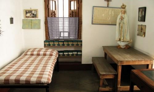 Zdjecie INDIE / Bengal Zachodni / Kalkuta / mieszkanie Matki Teresy z Kalkuty