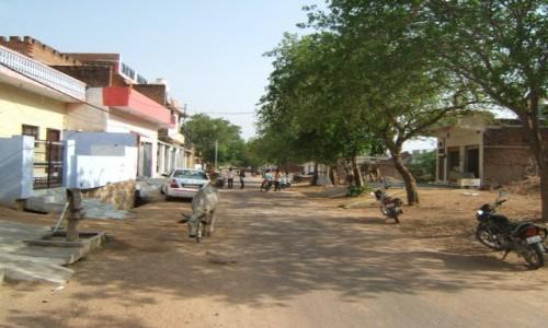 Zdjecie INDIE / Madhya Pradeś / Khajuraho / Stara wioska w Khajuraho