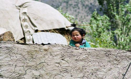 Zdjecie INDIE / Lahaul- Indie Północne / Keylong / mała Pema