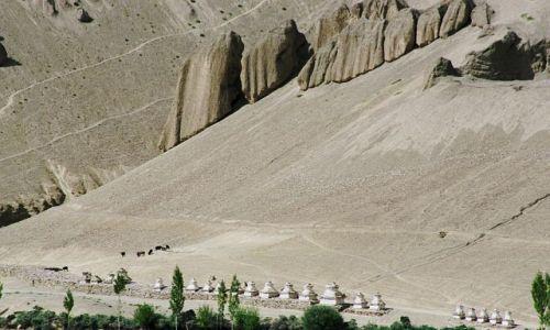 Zdjecie INDIE / Ladakh- J&K- Indie Północne / Lamayuru / Lamayuru- Wanla