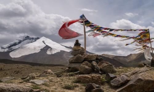 INDIE / Ladakh / Markha Valley / brama do (górskiego) nieba