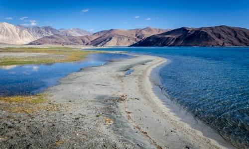 Zdjęcie INDIE / Ladakh / Pangong Lake / pójdę boso...