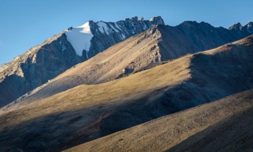 Zdjecie INDIE / Ladakh / Pangong Lake / nierealne...