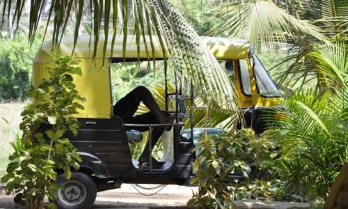 Zdjecie INDIE / Karnataka / Hampi / odpoczynek