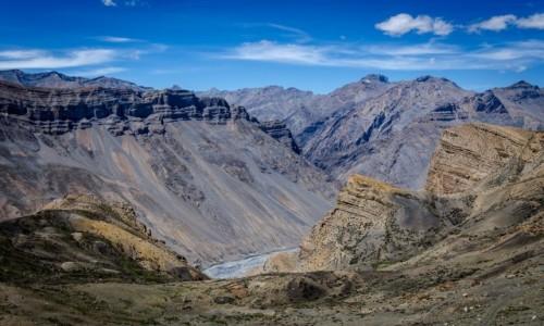 Zdjecie INDIE / Himachal Pradesh / Tanglangba / trek...