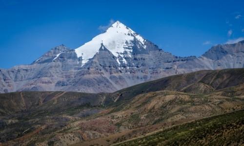 Zdjecie INDIE / Himachal Pradesh / Tanglangba / piramida...
