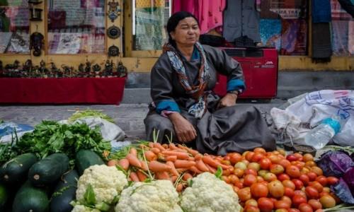 INDIE / Ladakh / Leh / dumna ze zbiorów...