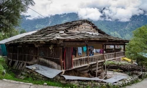 Zdjecie INDIE / Himachal Pradesh / Old Manali / M-4