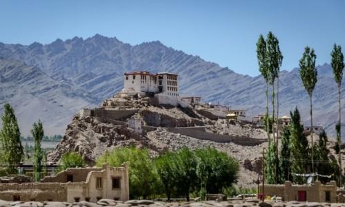 INDIE / Ladakh / Thiksey Monastery / dolina klasztorów...