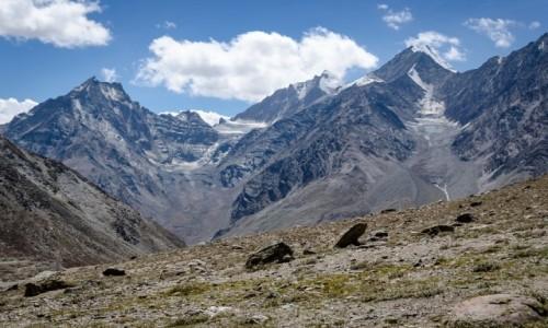 Zdjecie INDIE / Himachal Pradesh / Kunzum La / bezimienne....
