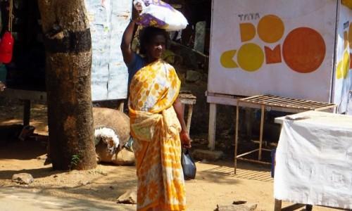 INDIE / Tamilnadu / Mahabalipuram / co by tu jeszcze kupić?