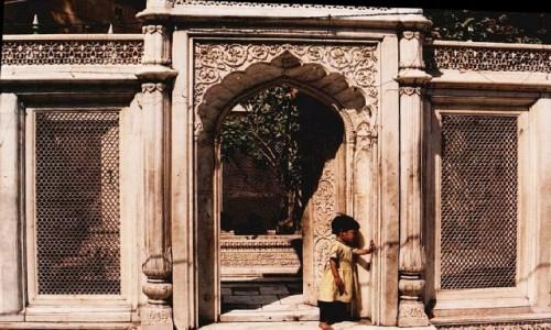 Zdjęcie INDIE / Delhi / Delhi / Sanktuarium Nizamudina