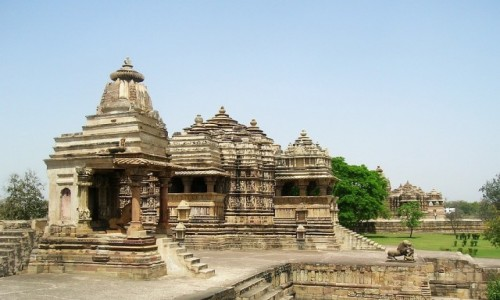 Zdjecie INDIE / Madhja Pradesh / Khajuraho / Kandariya Mahadev