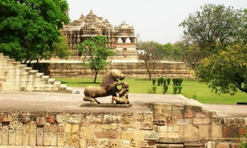 Zdjęcie INDIE / Madhja Pradesh / Khajuraho / Kandariya Mahadev