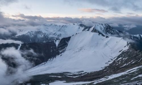 INDIE / Ladakh / Stok Kangri / na sześciu tysiącach metrów