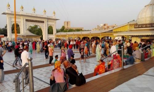 Zdjęcie INDIE / Północne Indie / New Delhi / Kolorowe Indie