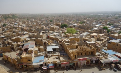Zdjecie INDIE / Północno-zachodnie Indie / Jaisalmer / Jaisalmer